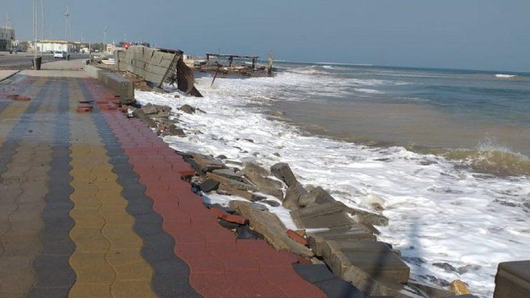 """تعرف على آخر تطورات الإعصار المداري """"كيار"""" في بحر العرب"""