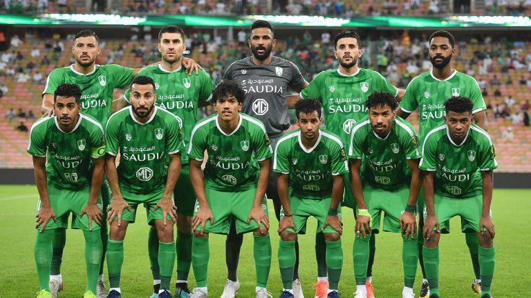 الأهلي السعودي يفوز برباعية على الجندل ويتأهل لدور الـ32 ببطولة كأس خادم الحرمين الشريفين