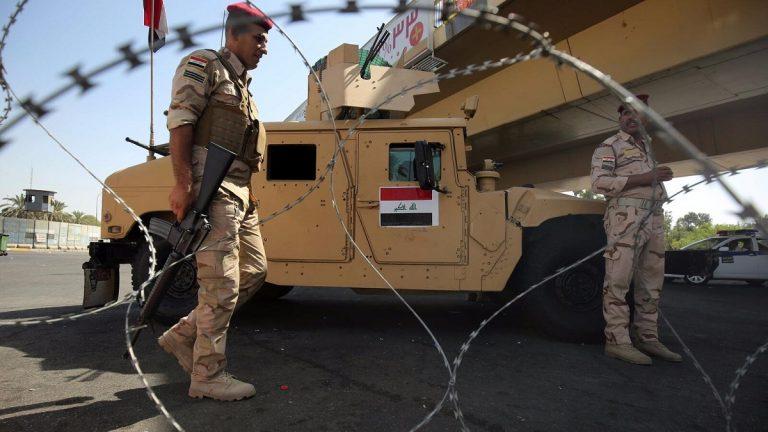 الجيش العراقي يقلل ساعات حظر التجوال الليلي في العاصمة بغداد