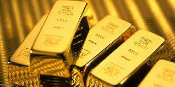 انخفاض سعر الذهب اليوم الاثنين