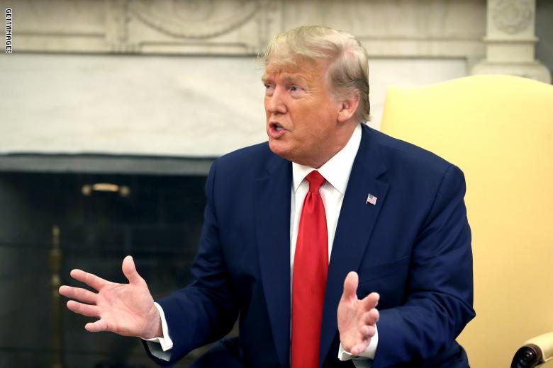 بعد البدء في إجراءات عزله.. ترامب يقوم بدعوة رئيس أوكرانيا لزيارة البيت الأبيض