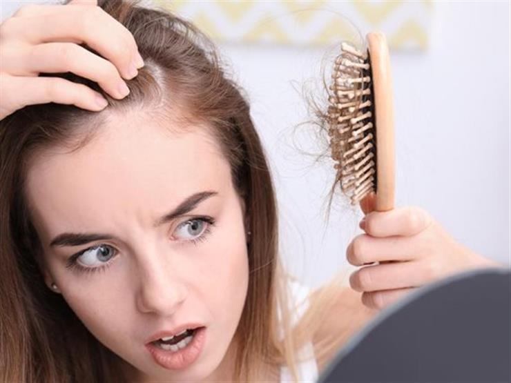 طريقة التخلص من تساقط وتقصف الشعر نهائيا