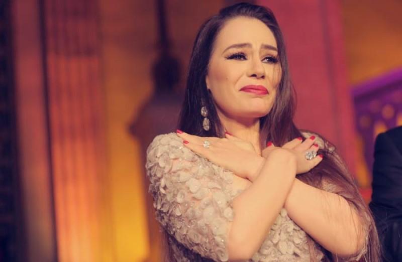 شريهان تعود للمسرح بعد غياب 30 عاما