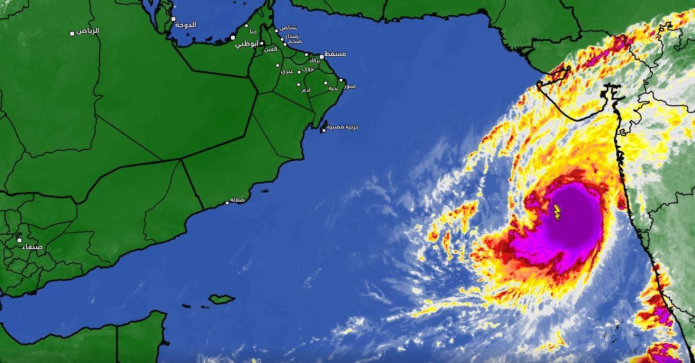 """منخفض """"كيار"""" يضرب جزيرة سقطرى اليمنية"""